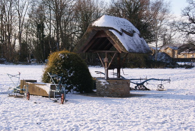 does well water freeze in winter
