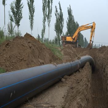 undeground water pipe to avoid frost