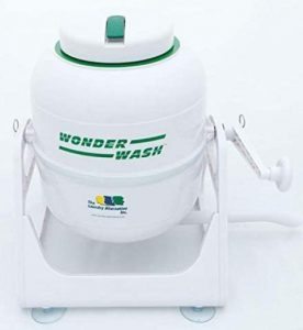 The Laundry Alternative - The Wonder Wash Compact Washing Machine